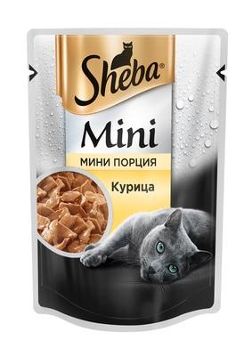 sheba mini курица