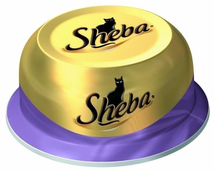 Корм для кошек Sheba classic