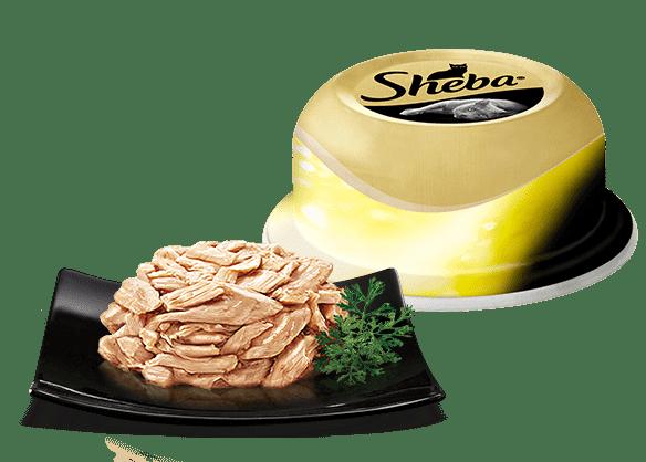 Sheba соте - корм для капризных пород кошек